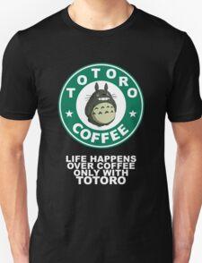 TOTORO Coffee - Starbucks ToToRo T-Shirt