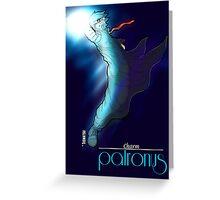 Harry Potter, Patronus, Charm, Hogwarts, Gryffindor, Azkaban Greeting Card