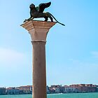 Lion of Saint Mark, Venice. by FER737NG
