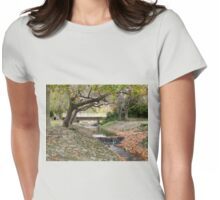 Autumn in Glen Innes Womens Fitted T-Shirt