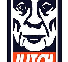 Obey Ilitch by thezuba