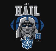 All Hail Megatron by thezuba