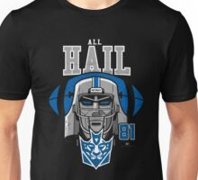 All Hail Megatron Unisex T-Shirt