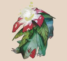 Venusaur Artwork by Chango