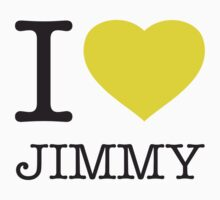 I ♥ JIMMY Kids Clothes