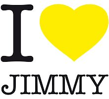 I ♥ JIMMY by eyesblau