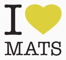 I ♥ MATS Kids Clothes