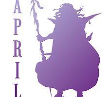 Cecil - April by agustindesigner