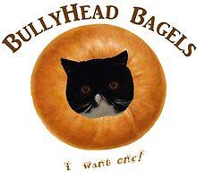 BullyHead Bagels by Czar NamNam