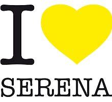 I ♥ SERENA by eyesblau