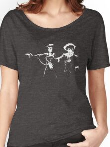 Bebop Brothers Women's Relaxed Fit T-Shirt