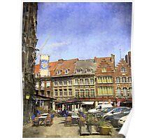 tournai belgium Poster