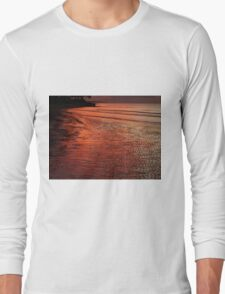 Urangan sunset Long Sleeve T-Shirt