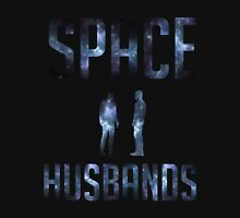 Space Husbands Womens Fitted T-Shirt