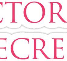 VICTORIA'S SECRET Sticker