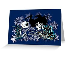Edward & Jack Greeting Card