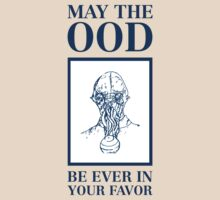 May the ood be in your favor by nzahlut