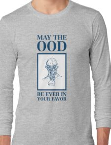 May the ood be in your favor Long Sleeve T-Shirt