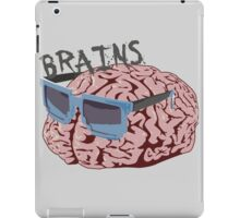 Cool Brains iPad Case/Skin