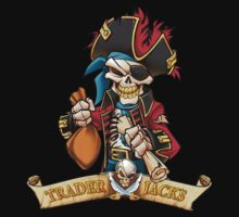 Trader Jack's Skeleton Pirate Billy Bones by traderjacks
