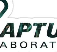 Rapture Laboratories Background Sticker
