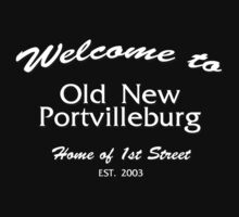 Welcome to Old New Portvilleburg by EverythingNoob