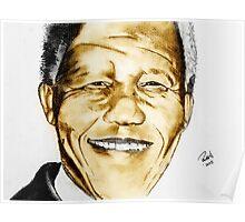NELSON MANDELA....1918-2013 Poster
