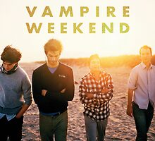 Vampire Weekend by davelizewski