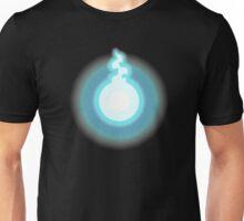 Glowing Blue Soul Unisex T-Shirt