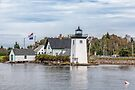 Grindle Point Light by PhotosByHealy