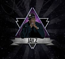 Jay Z by GoldWhite