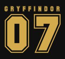 Gryffindor 07 Kids Clothes