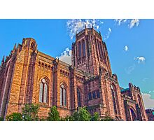 Liverpool Cathedral Photographic Print