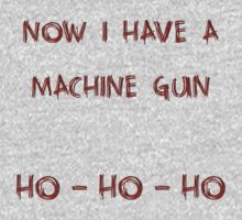 Die Hard X-mas T-Shirt