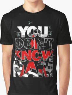 VIETNAM VETERANS Graphic T-Shirt