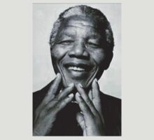 Smiling Mandela by Faster117