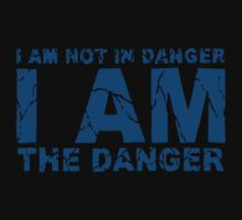 I Am the Danger (Breaking Bad) by EvelynR