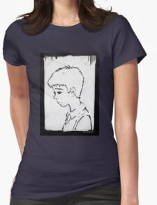 JEM THE PONY BOY Womens Fitted T-Shirt