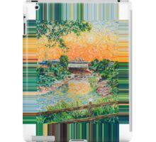 '...uncanny nostalgia...', St. Philips Greenway iPad Case/Skin