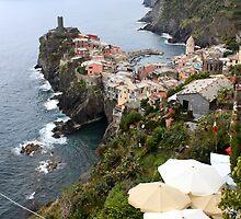 Entering Cinque Terre by Andrea  Muzzini