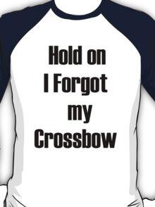 Daryl Dixons Crossbow T-Shirt