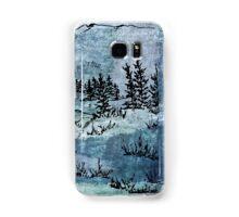 Light beyond the trees Samsung Galaxy Case/Skin