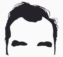 Morrissey - Minimal Hair by Posteritty
