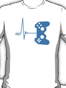 Gamer Heart Beat T-Shirt