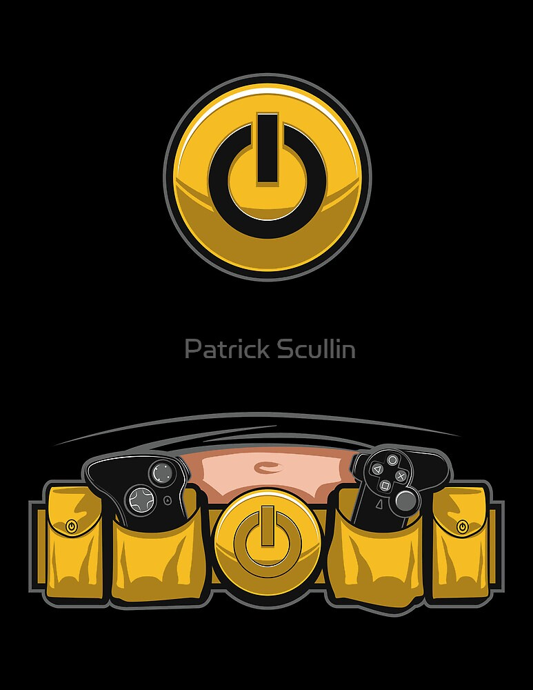 Super Geek Utility Belt by Patrick Scullin