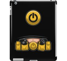 Super Geek Utility Belt iPad Case/Skin