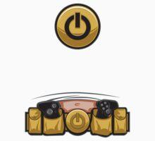 Super Geek Utility Belt Kids Clothes