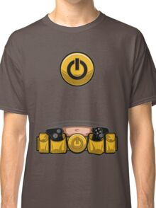 Super Geek Utility Belt Classic T-Shirt