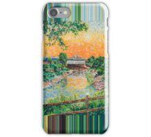 '...uncanny nostalgia...', St. Philips Greenway iPhone Case/Skin