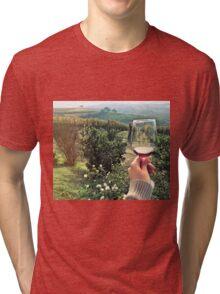 Tuscany Italy  Tri-blend T-Shirt